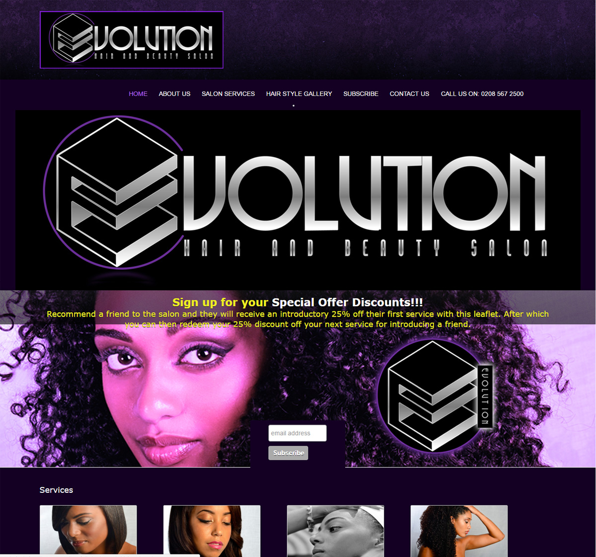 Evolution Hair and Beauty