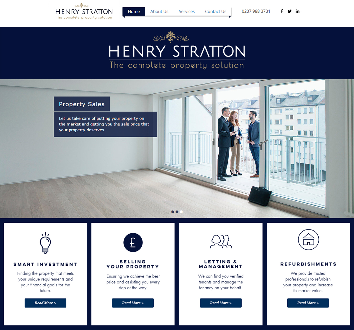 Henry-Stratton-Website