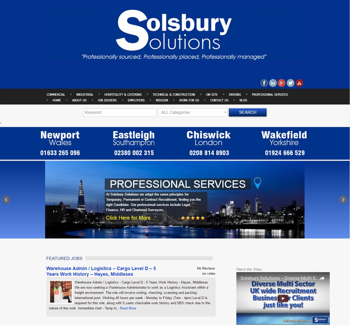 Solsbury Solutions